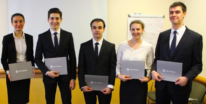 elevi romani premianti la olimpiada de matematica