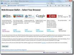 Browser Ballot Screen