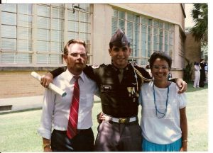 Graduation Day, August 1987
