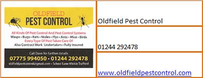Busi Oldfield Pest