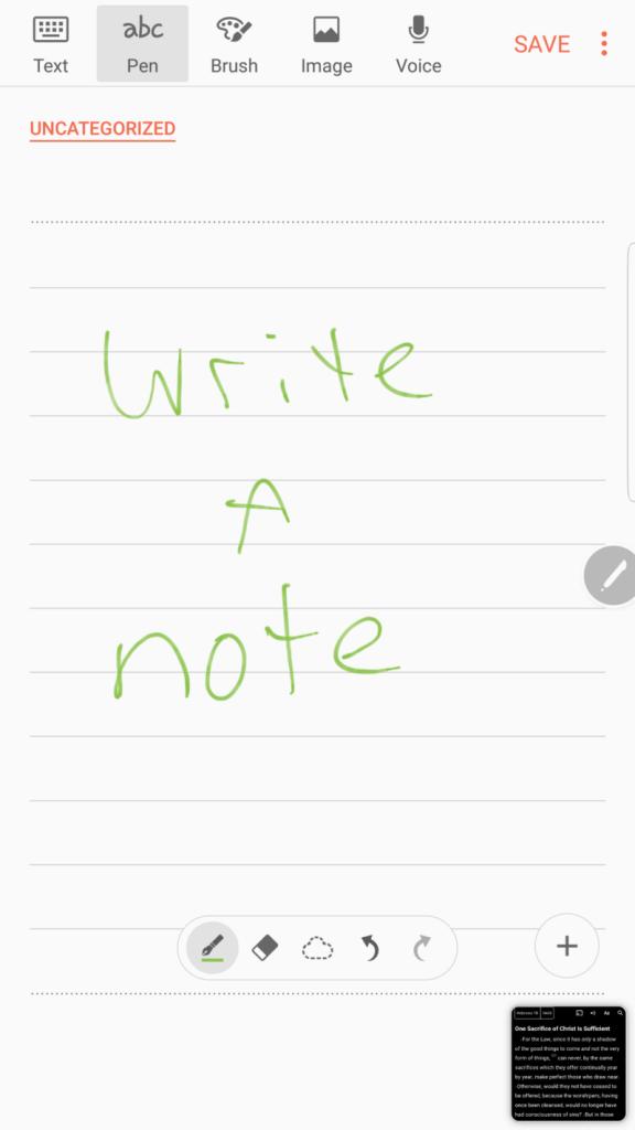 glance-note