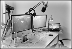 Podcast Set Up
