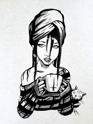 Vampire Coffee