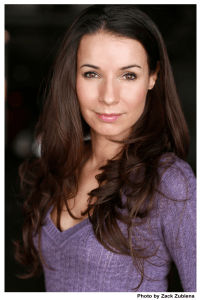 Photo of Claire Dodin curtosey of www.clairedodin.com and photo by Zack Zublena