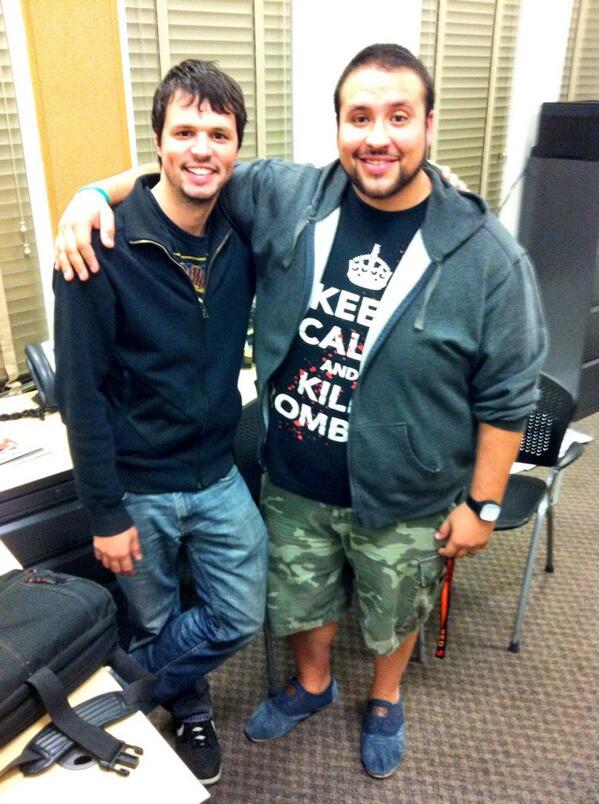 Shaun Lewin & Tony Rey