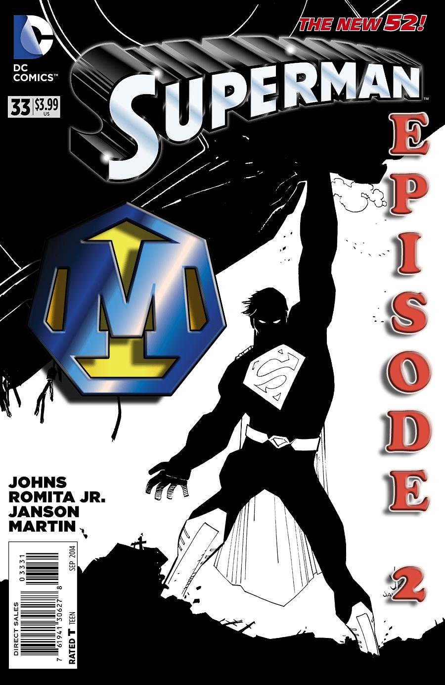 man of steel – MickRed com