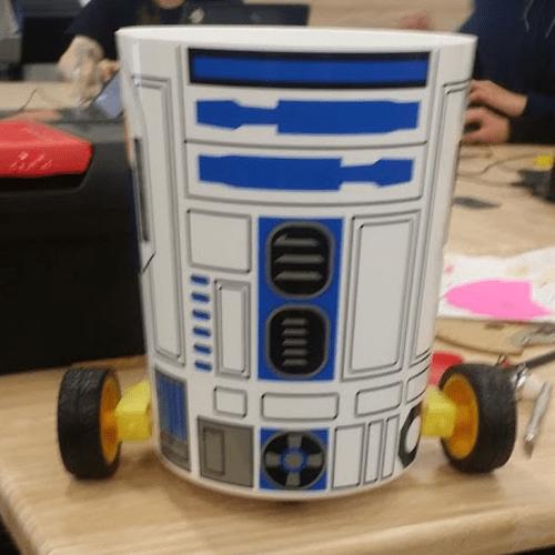 Assembled R2