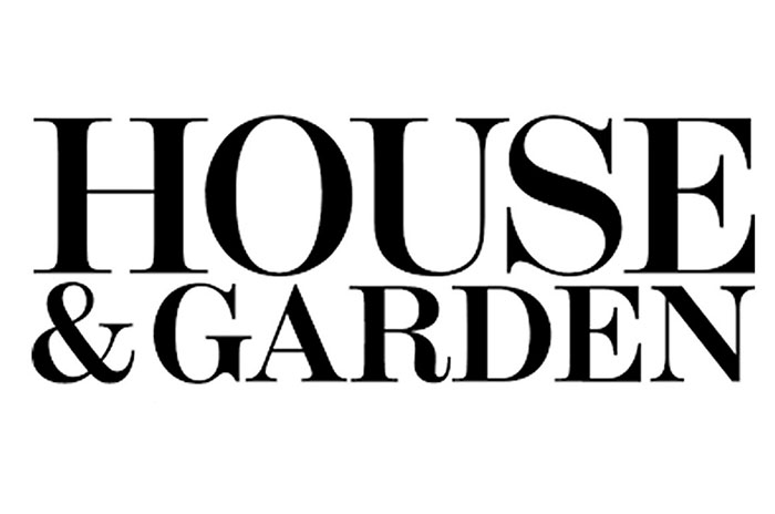 house and garden magazine logo