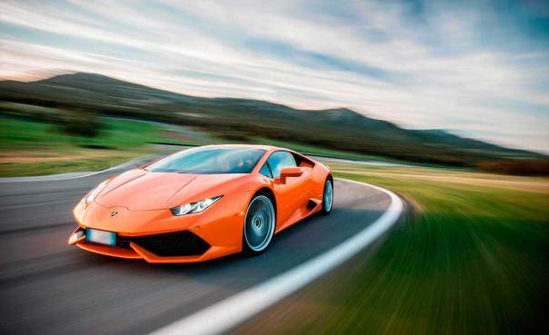 Lamborghini Alquiler venta renting coches de lujo en Marbella