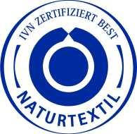 NATURTEXTIL IVN un certificado que te permite saber qué prendas de moda son sostenibles