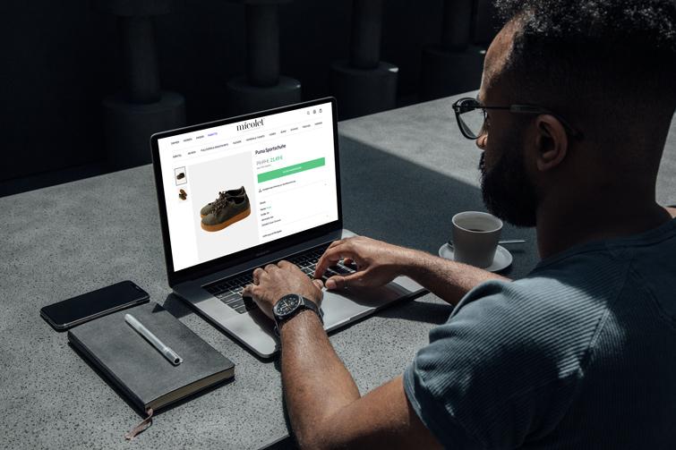 second hand online shop herren