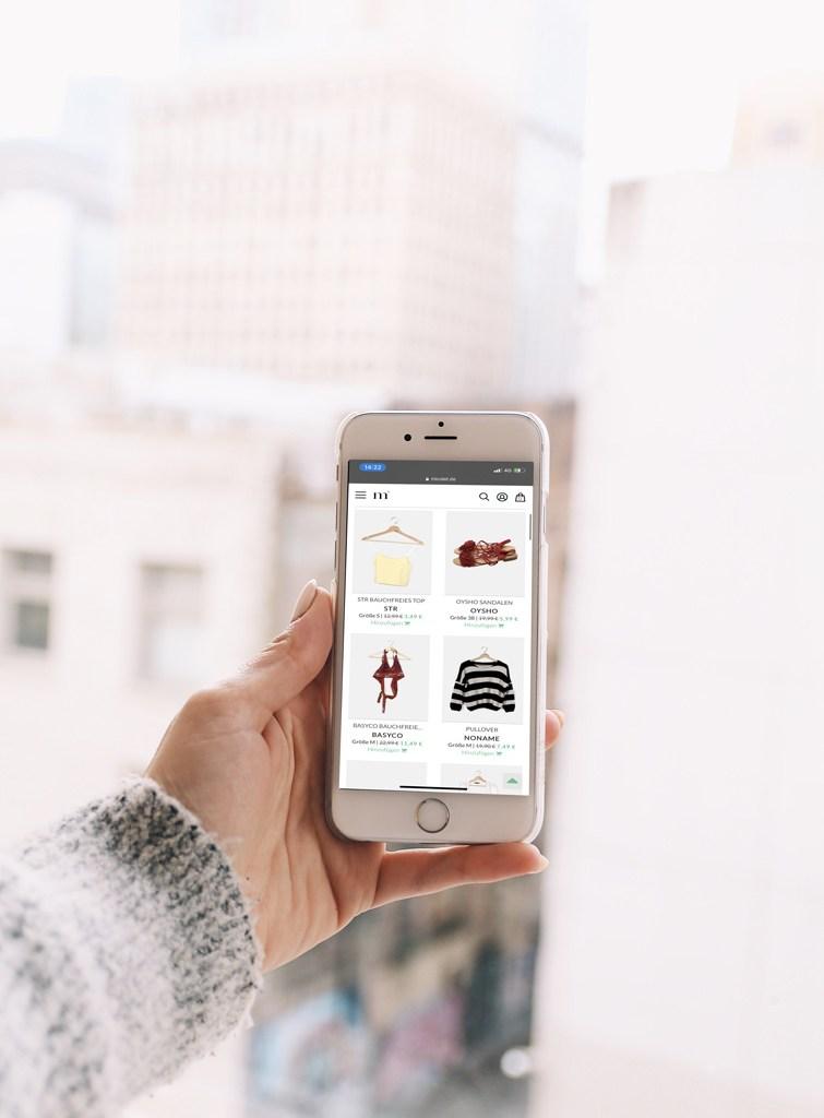 fair fashion finder app