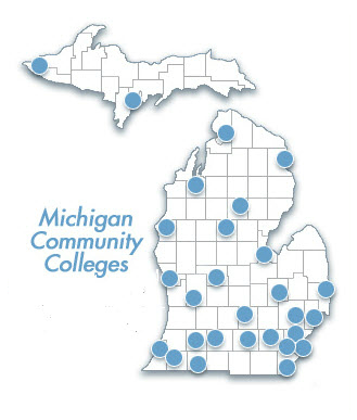 Community colleges michigan
