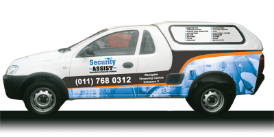 Security Assist - vehicle