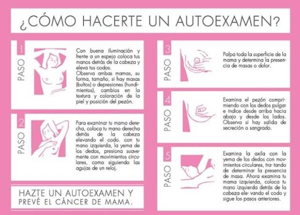 Cortesía Campaña contra el cáncer de mama Be Pink