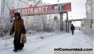Misioneros plantan iglesias en la ciudad más fría del mundo