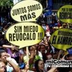 Cristianos claman por la intervención de Dios en Venezuela