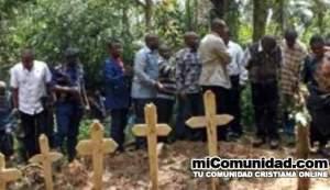 Cristianos son asesinados y cortados en pedazos en el Congo