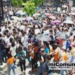 Decenas de cristianos marchan y se unen en oración por Venezuela
