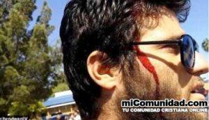 Evangelista agredido por lesbiana cuando predicaba en escuela