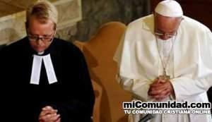 Iglesia Católica celebrará 500 años de Reforma Protestante