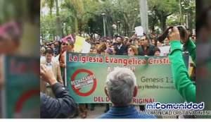 Iglesia boliviana exige anulación de ley de Identidad de Género