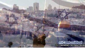 """Israel da """"gracias"""" al pueblo evangélico"""