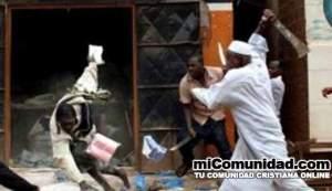 Terroristas musulmanes arrasan con aldeas cristianas en África