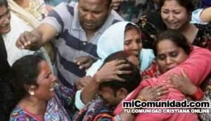 Le cortan los dos brazos a cristiano que rehusó convertirse al islam