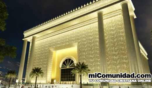 Para Google Maps, Templo de Salomón es sede del Anticristo