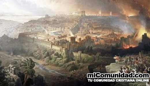 Encuentran local donde Roma derrumbó muros de Jerusalén