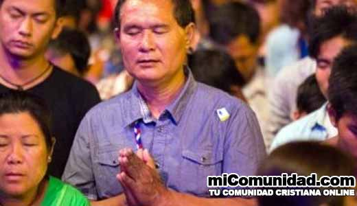 Más de 4,9 mil de personas se entregan a Cristo en Mianmar
