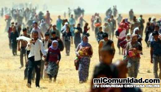 Uno de cada seis cristianos en el mundo es perseguido