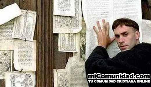 Alemania exhibirá 3 impresiones de 95 tesis originales de Lutero