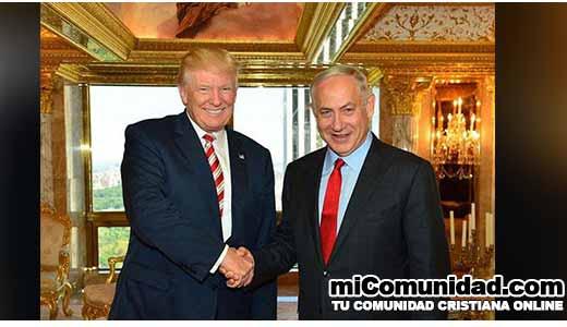 Israelíes ven a Trump como pro-Israel