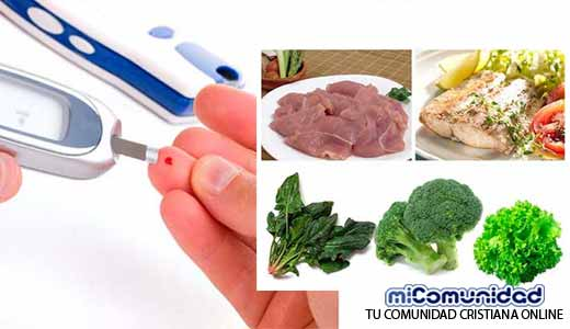 Dieta Para Un Paciente Con Diabetes