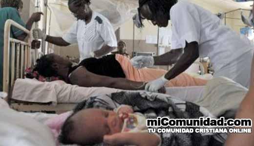 Hija de misionero resucita tras muerte confirmada por médicos