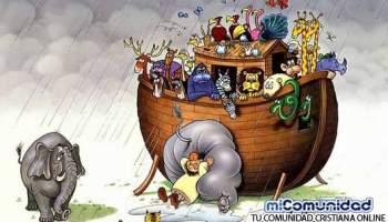 ¿Cómo cabían todos los animales dentro del Arca de Noé?