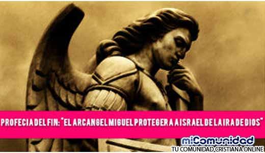 """Rabino da Impactante Profecía antes de morir """"El Arcangel Miguel protegerá a Israel de la Ira de Dios"""""""