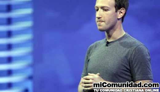 Facebook se disculpa por censurar versos de la Biblia contra homosexualidad