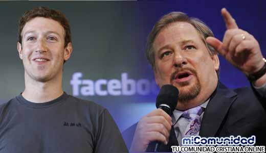 Mark Zuckerberg asegura que la Iglesia de Rick Warren es un modelo a Seguir en Facebook