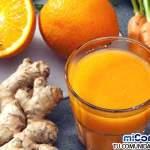 Jugo de zanahoria y jengibre todos los beneficios que aporta