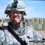 Tim Adams abandono su carrera en el ejército para enfocarse a la vida misionera. Sacrifico su vida para salvar la vida de un niño de 6 años de edad, hijo de otro misionero.