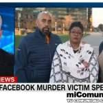 Familia de víctima perdona al apodado 'asesino de Facebook'