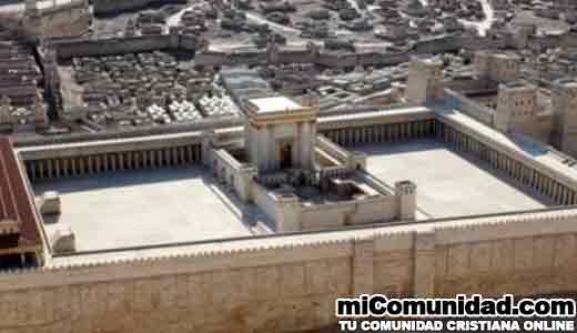 Proyecto de ingeniería del Tercer Templo, está casi listo