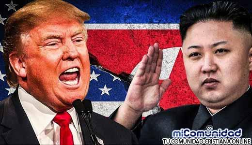 Estados Unidos no descarta una Gran Respuesta Militar contra Corea del Norte