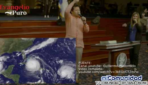 Video: FALSO PROFETA: Decreto de Guillermo Maldonado sobre el Huracán Irma, no se cumple
