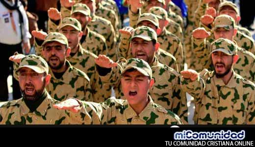 Hezbollah reune a 10 mil soldados para invadir y eliminar a Israel del mapa mundial