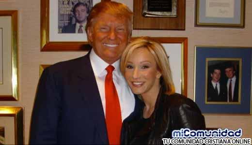 """""""Me arrepiento de haber dicho que Dios levantó a Trump como Presidente"""" afirma conocida Profeta"""