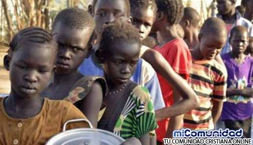 Niños cristianos obligados a recitar oraciones islámicas para poder comer